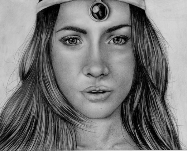 Jennifer Lopez by AffichE